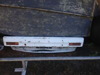 Gmc Sonoma/s10 fender hood and bumper