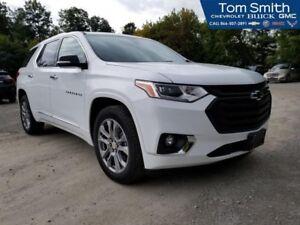 2019 Chevrolet Traverse Premier  - Cooled Seats - $342.17 B/W