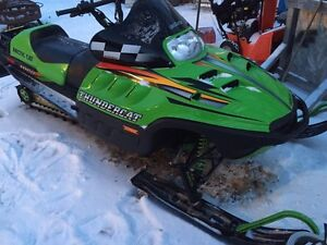2000 Thundercat 1000cc triple