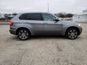 2013 BMW X5 50i Turbo 4.4L