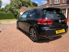 Vw golf gtd dsg