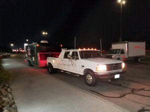 Ford f350 dually 7.3 diesel 1993 only 221.000kms