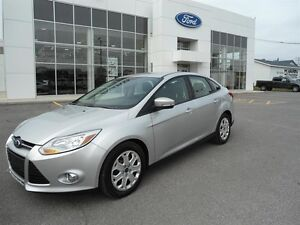 Ford Focus Sedan SE 2012