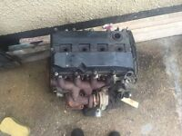 Ford transit 2.4L engine d2fa code good runner recovery truck