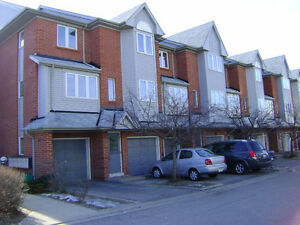 Town-house (end unit)  for rent