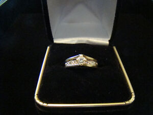 .36 ctw 14k Gold Diamond Engagement Ring **SALE**