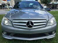 2009 Mercedes C300 4-matic