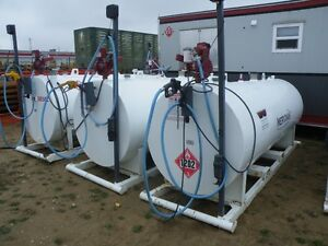 Double Wall Fuel Tanks