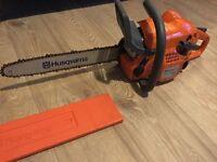 Husqvarna 140 X Torq Chainsaw