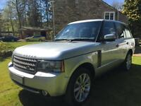 INCREDIBLE LAND ROVER RANGE ROVER 3.6 TDV8 VOGUE AUTOBIOGRAPHY HUGE SPEC 2010MY