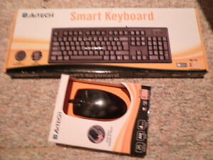 Computer Key board & Mouse (new)