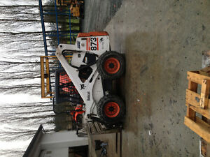 873 Bobcat Skid Steer
