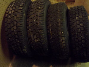 4 Studded Tires $200