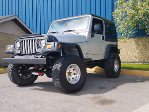 2004 Jeep Tj *TEMPORARY SOLD*