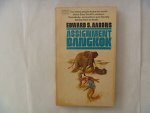 EDWARD S. AARONS Paperbacks - 17 to choose from