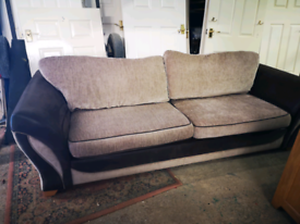 Dfs 3/4 Seater large sofa