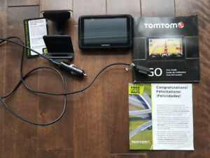 TomTom GO 1000 - Cartes à jour // Updated maps