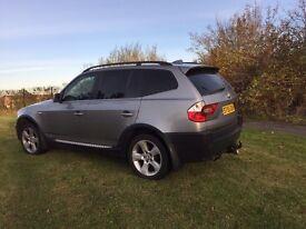 BMW X3 3.0d SE