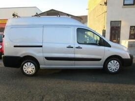 Citroen Dispatch 2.0HDi L2H2 panel van low mileage only 32k 1 owner (53)