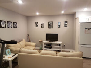 New Basement suite for rent.