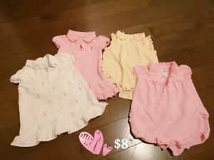 EUC Girl clothes up to 6M - lot 2 - price on picture