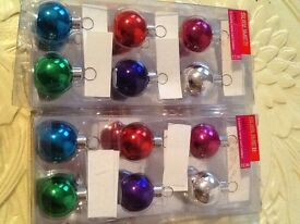 2 packs bauble 12 name card Holders