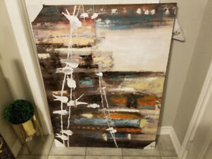 Beautiful Wall Art Painting / canvas /picture : Brand New !