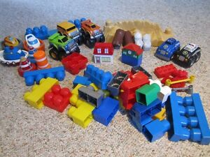 Mega Bloks and More!  **NEW PRICES**