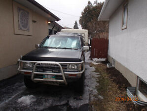 1992 Nissan Other Pickups Pickup Truck