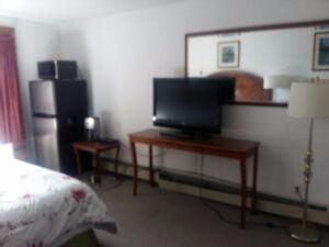 Motel room for short term or long term in Brooks, Alberta