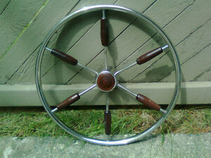 "20½"" Destroyer wheel Campbell River Comox Valley Area image 1"
