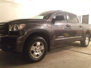 2013 Toyota Tundra SR5 TRD Crewmax