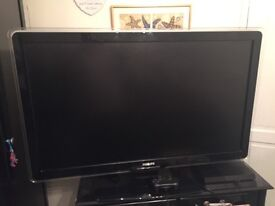 """Full HD 1080p Phillips 47"""" LCD tv with extras + ambient"""
