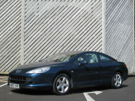 2007 PEUGEOT 407 2.2 SE COUPE - GREAT VALUE - MANY EXTRAS !!