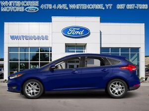 2015 Ford Focus SE   - Leather Seats - $106.85 B/W