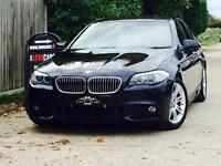 2012 '12' BMW 5 SERIES 3.0 530D M SPORT 4D DIESEL