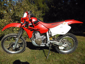 2004 Honda XR650R - As New