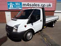 Ford Transit 350 LWB DROP/SIDE 1 STOP BODY 125PS
