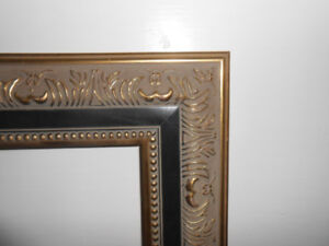 Five New Picture Frames - All Wood