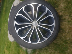 tires and rims 4 toyo tires size 215/45R17