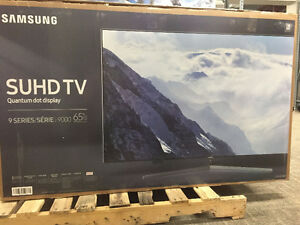 "Samsung 65"" 4K UHD HDR LED Smart TV"