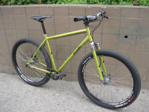 Wanted:  Brodie Unibomber frame (single speed)