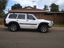 2001 Nissan Patrol Wagon 3l turbo diesel Seaford Morphett Vale Area Preview