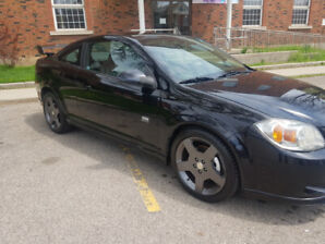 2005 Chevrolet Cobalt SS Leather 67000km  $4995 Certified