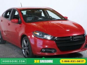 2015 Dodge Dart GT TOIT OUVRANT CUIR NAVIGATION CAMERA RECUL MAG