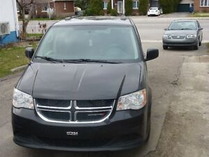 2012 Dodge Grand Caravan Fourgonnette, fourgon