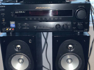 Sony STR-DE995 audio-vidéo Stereo Receiver amplifier