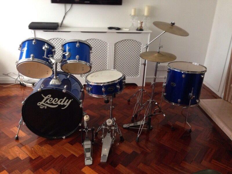Hi Hat Cymbals Gumtree Brisbane : 5 piece leedy drum kit in cardiff gumtree ~ Russianpoet.info Haus und Dekorationen