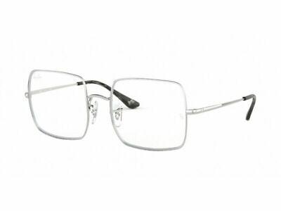 Ray Ban Eyeglasses Frame RX1971V 2501 54 Square Silver Optical Frame (Ray Ban Optic)