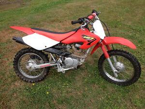 2003 HONDA XR80R